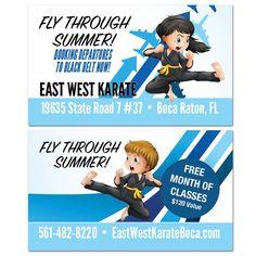 Fly Through Summer VIP Card