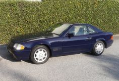 Motori: #BaT #Auction: #56K-Mile 1995 Mercedes-Benz SL500 (link: http://ift.tt/2kbZctB )