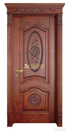 66 ideas for main door design entrance carving House Main Door Design, Wooden Front Door Design, Main Entrance Door Design, Bedroom Door Design, Door Gate Design, Door Design Interior, Wooden Front Doors, Door Design Images, Custom Wood Doors