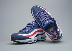 Nike Air Max 95 EM Honolulu City Pack Anthracite White