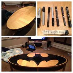 Coffee table for pimps - Imgur