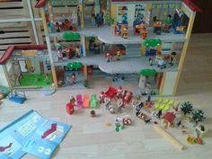 Playmobil große Schule !