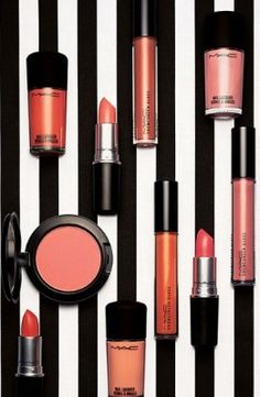 Love the MAC All About Orange Collection!