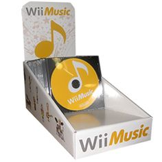 2d54b058f Wii Music counter display Counter Display, Point Of Purchase, Wii, Point Of  Sale