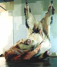 El bovino de Jenny Saville (Tiembla Rembrandt)