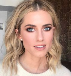Allison+Williams is gorgeous as a blonde!!