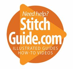 Visit www.StitchGuide.com for FREE stitch guides, craft lessons, tips, techniques, videos and more! Crochet, knitting, quilting, sewing, beading, cross-stitch and plastic canvas.