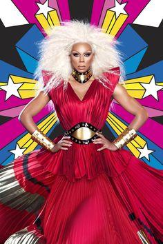 RuPaul [RuPaul's Drag Race, All Stars]