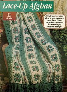 Free Crochet Afghan Patterns |
