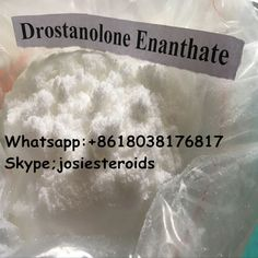 Drostanolone Enanthate Skype;Candice148722  Whatsapp; +8618038176817