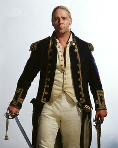 Russell Crowe in Master and Commander