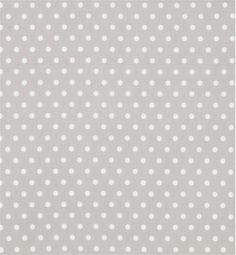 Tanya Whelan - Petal - French Dots -Taupe Fabric