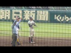 170330 大阪桐蔭・山田選手の連続タイムリーで秀岳館に僅差で勝利