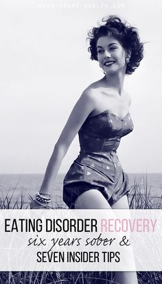 Eating Disorder Recovery • Six Years of Sobriety + Seven Recovery Tips •  I celebrate freedom from counting calories, from self-loathing and from perfectionism. >> http://head-heart-health.com/17186/eating-disorder-recovery-six-years