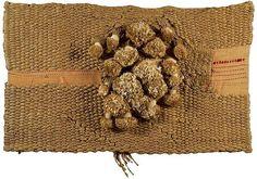 Josep GRAU GARRIGA (né en 1929) FLORS DE MONTANYA, 1971 Tapisserie en fibres végétales et coton