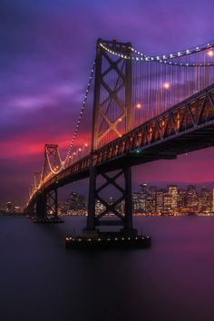San Francisco-Oakland Bay Bridge, California, United States