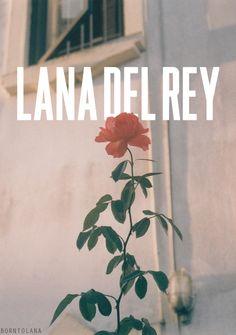 Lana Del Rey; nice design, love her music