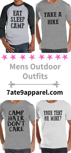 6d85441d5da2f mens Funny Outdoors. Shop Outdoor Outfits and shirts ...