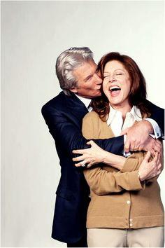 Susan Sarandon and Richard Gere