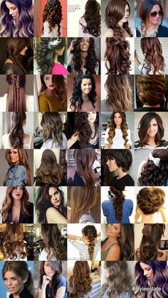 Be sure to follow my Pinterest board, Hair Style for all of the latest  hairstyles and hair trends. You might also like 40 Gorgeous and Trendy  Brunette Hairstyles -- Follow me on Instagram