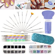 Nail art is wide spreading like fire in the world of fashion and style. Panaches are created every day in terms of nail art and people don't get tired of appl
