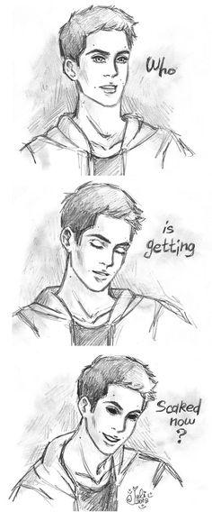 demon!Stiles by Juli-Yashka on DeviantArt