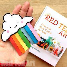 Image result for spring bookmark craft
