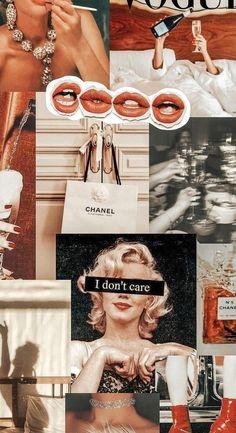 Wallpaper Pastel, Glitter Wallpaper Iphone, Vogue Wallpaper, Simple Iphone Wallpaper, Iphone Wallpaper Tumblr Aesthetic, Retro Wallpaper, Aesthetic Pastel Wallpaper, Aesthetic Backgrounds, Aesthetic Wallpapers