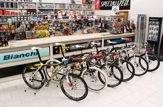 My local bike shop