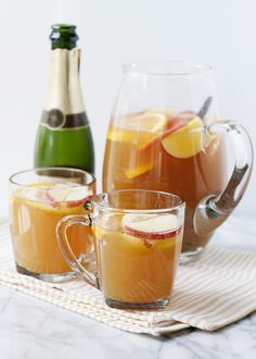 Apple Cider Sparkling Drink