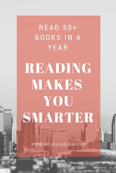 How I read 50 books in a year!  Do you want to read more this new year? Then find how I do it!