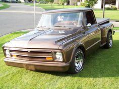 67 72 Chevy Truck Interior | my 1967 Chevy C10 Stepside - RICEKILLER.COM FORUMS