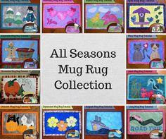 Free Sewing Patterns Mug Rug Patternslique Patternsquilt