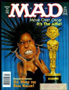 Mad Magazine: Oscars