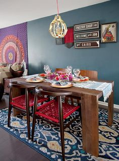 A Colorful, Fresh Start in New Jersey | Design*Sponge