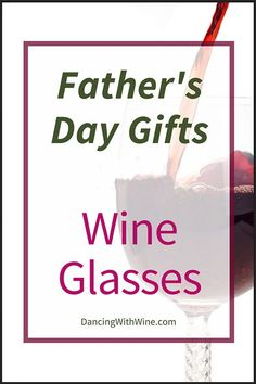 Shopping for Father's Day? Looking for the perfect father's day gifts for the dads in your life? Check out these wine glasses. They make the best gifts for dad if he is a wine lover! Best Dad Gifts, Cool Gifts, Fathers Day Gifts, Gifts For Dad, Craft Gifts, Craft Beer, Wine Tourism, Wine Decor, Presents For Men