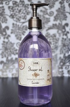 So Lonely In Gorgeous: Stop And Bathe In The Lavender...Sabon Lavender