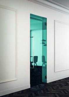 BluInterni Designdører » Indunor - Glassvegger og systeminnredning