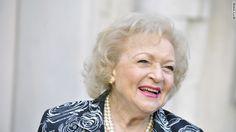 Happy 92nd birthday Betty White!