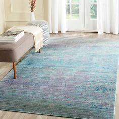 Found it at Joss & Main - Denise Turquoise Area Rug