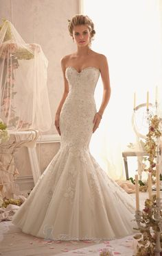 Mori Lee 2623 by Bridal by Mori Lee