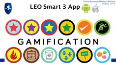 The Smart 3 App will help you to develop your business in new ways. So how do we train all these new Members quickly and correctly? We will be using a technique called Gamification. Every time a user of the app completes a step in the training programme correctly they will get a reward.