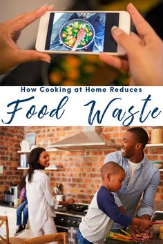 A new study out of Ohio State University found that people who eat at home waste about three percent of their food, while people eating out waste a whopping 40 percent on average. Vegan Comfort Food, Vegan Food, New Recipes, Easy Recipes, Network For Good, Sustainable Food, Food News, People Eating, Cook At Home