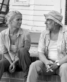 Andrea & Dale <3 The Walking Dead