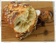 Elpida's Little Corner! Greek Sweets, Greek Desserts, My Favorite Food, Favorite Recipes, Greek Cooking, Little Corner, Pitta, Holiday Baking, Muffin