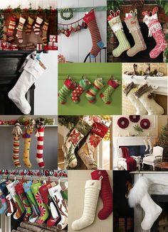 diy? Christmas stockings