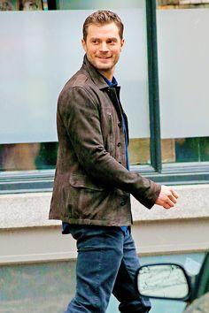 """""""  Jamie Dornan Film Fifty Shades Darker On March, 02 """""""