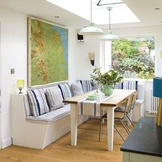 Corner seating kitchen diy dining rooms Ideas for 2019 Kitchen Corner Bench Seating, Corner Bench With Storage, Dining Room Corner, Dining Room Bench Seating, Storage Bench Seating, Dining Room Design, Seating Plans, Dining Rooms, Corner Banquette