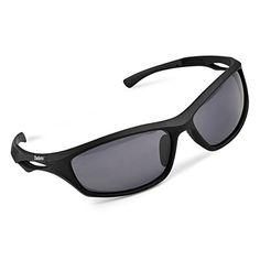 SALE PRICE $21.99 - Duduma Polarized Sports Sunglasses for Baseball Running Cycling Fishing Golf Tr90 Unbreakable Frame