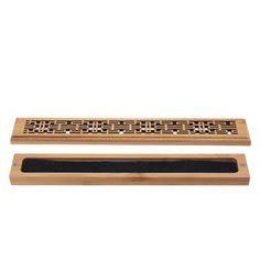 ₹579.53हस्तकला लकड़ी धूप बर्नर बॉक्स हस्तनिर्मित धारक छड़ी धारक घर की सजावट Hardware & AccessoriesfromTools, Industrial & Scientificon banggood.com
